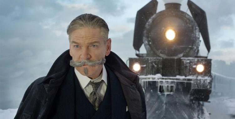 """Tęsknota za gravitas - recenzja filmu """"Morderstwo w Orient Expressie"""""""