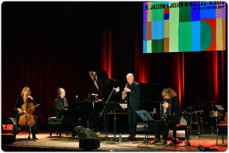 Tarkovsky Quartet / Jazzowa Jesień - materiały organizatora / fot. Lucjusz Cykarski