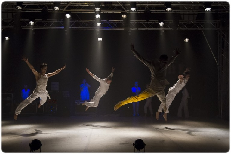 Teatr Rozbark / fot. Aleksander Joachmiak