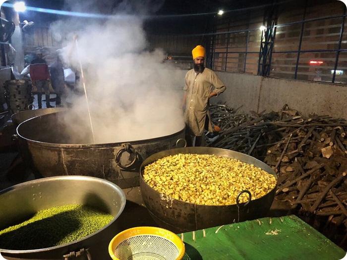 Amritsar. Złota Świątynia