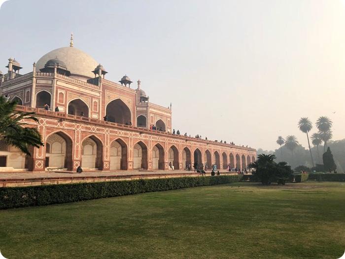 Grób Humayuna w Delhi