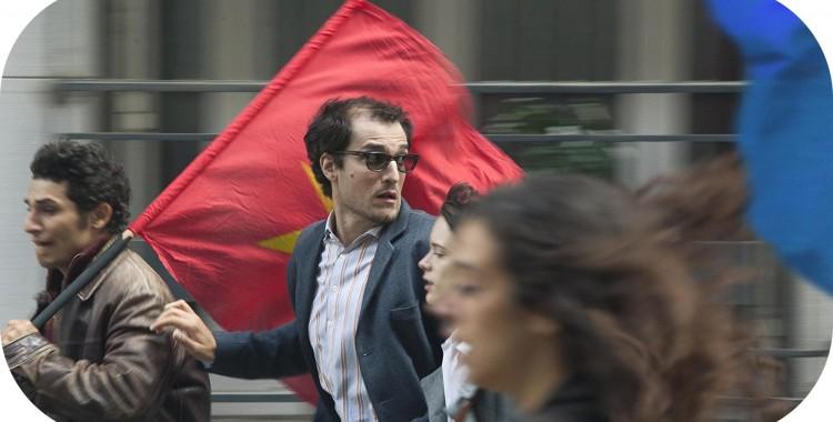 """Rewolucja, której nie było - recenzja filmu """"Ja, Godard"""""""