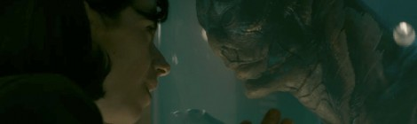 """I'm not in love with """"The Shape of Water"""" – recenzja filmu """"Kształt wody"""""""