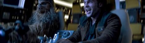 """Jak wygrałem Sokoła Millenium – recenzja filmu """"Han Solo: Gwiezdne wojny – historie"""""""