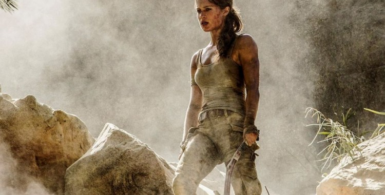 "CAPSULE REVIEW: ""Tomb Raider"""