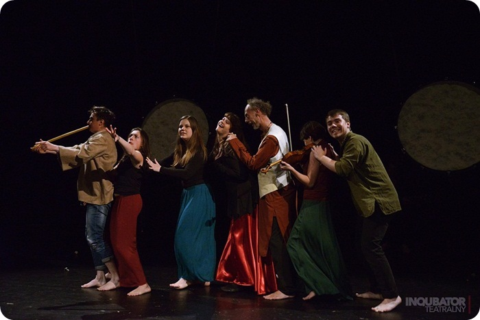 Teatr Brama fot. Inqubator Teatralny